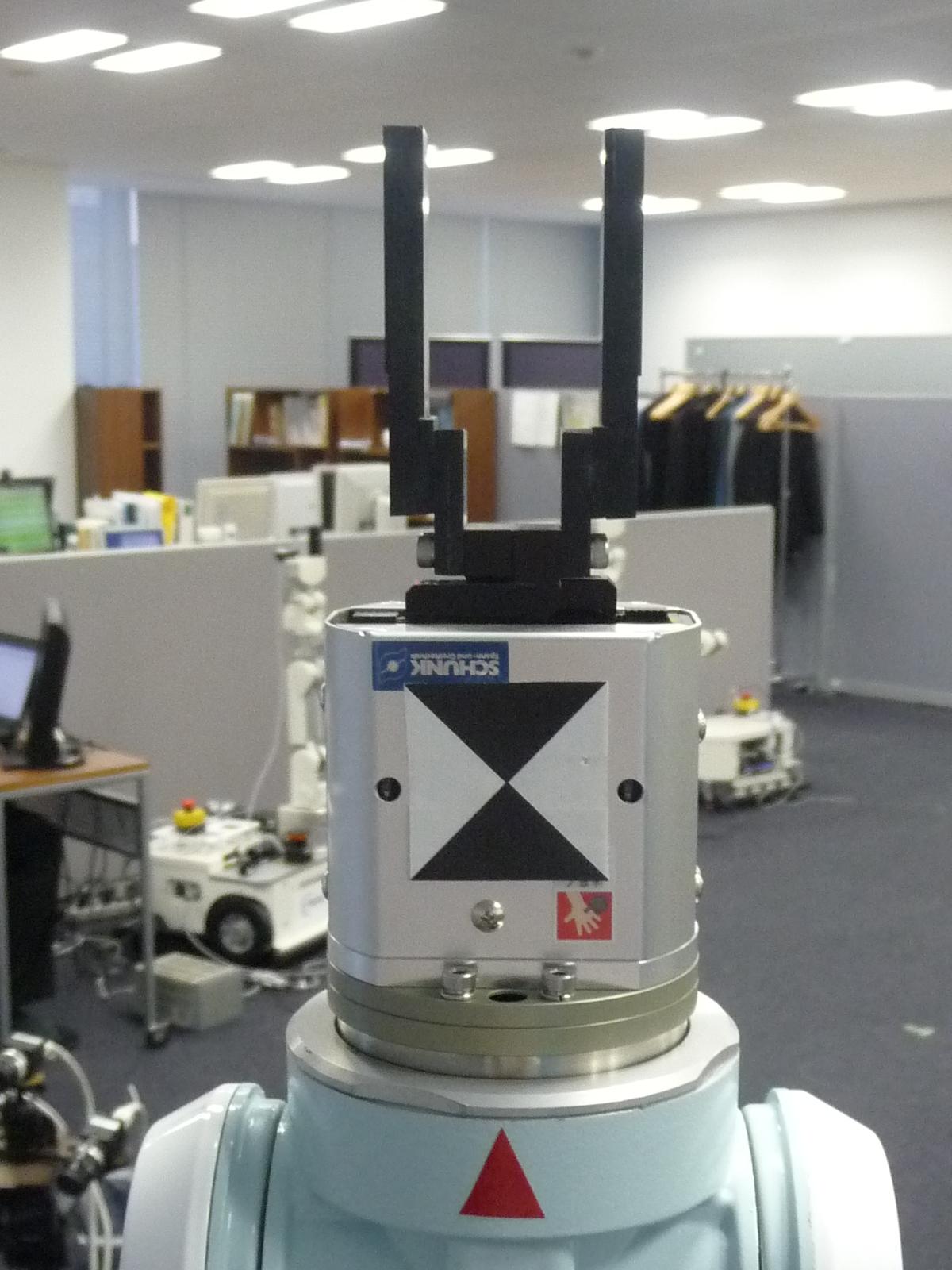 ロボットハンド(RH707)制御RTC