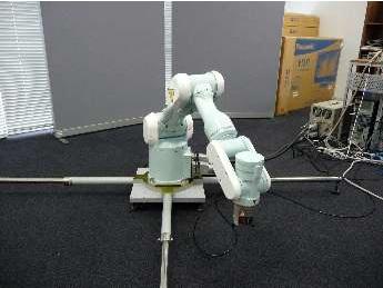 PA10アーム分解運動速度制御RTC群