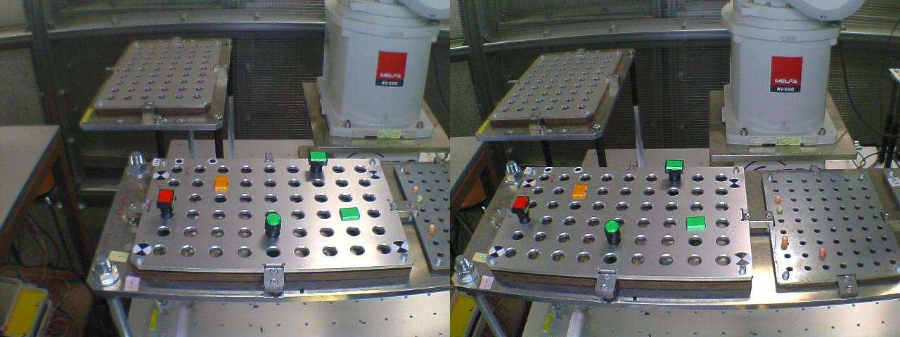 Flea2向けステレオカメラ制御RTC