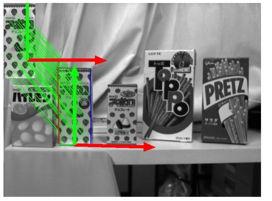 アピアランスベース物体位置・姿勢推定コンポーネント